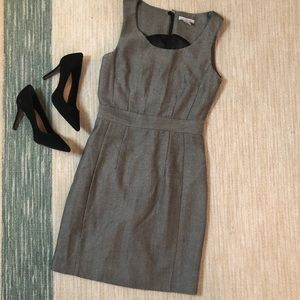H&M tweed dress